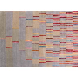 TAPIS MILES HAND-KNOTTED
