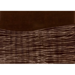 TAPIS STRAW HAND-KNOTTED